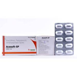 ACESOFT SP - nonsteroidal anti-inflammatory drug available for franchise