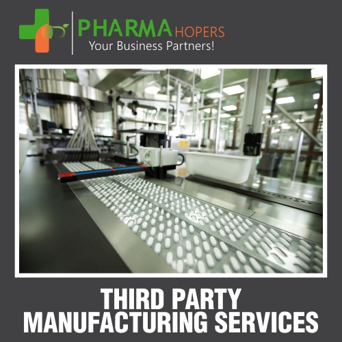 Third Party Manufacturing Services - Pharmahopers