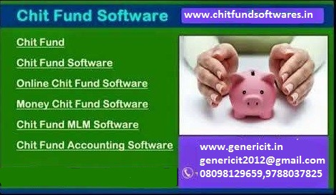 Chit Fund Software, Chit Fund Management Software