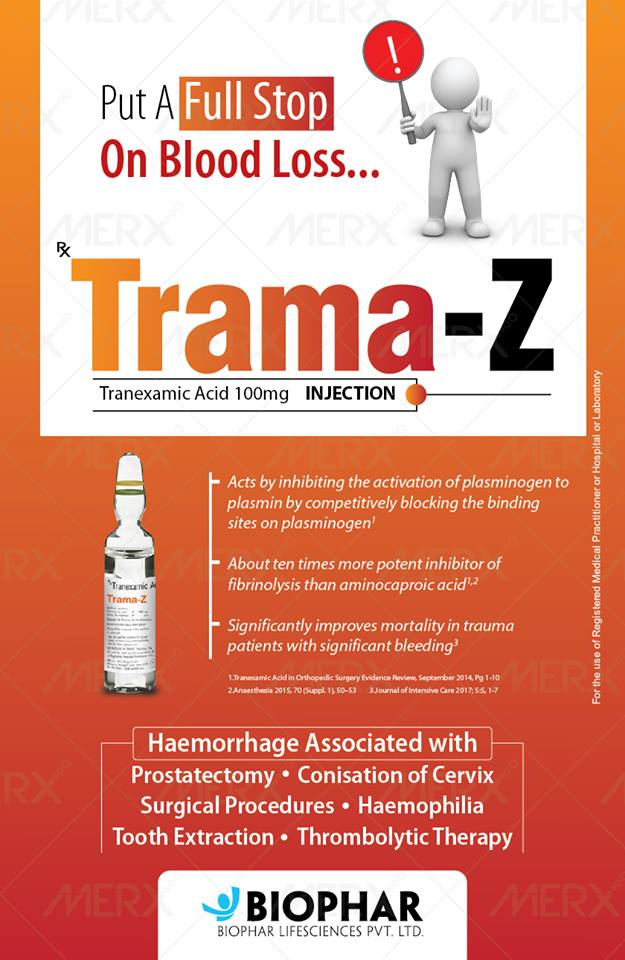 Trama- Z injections