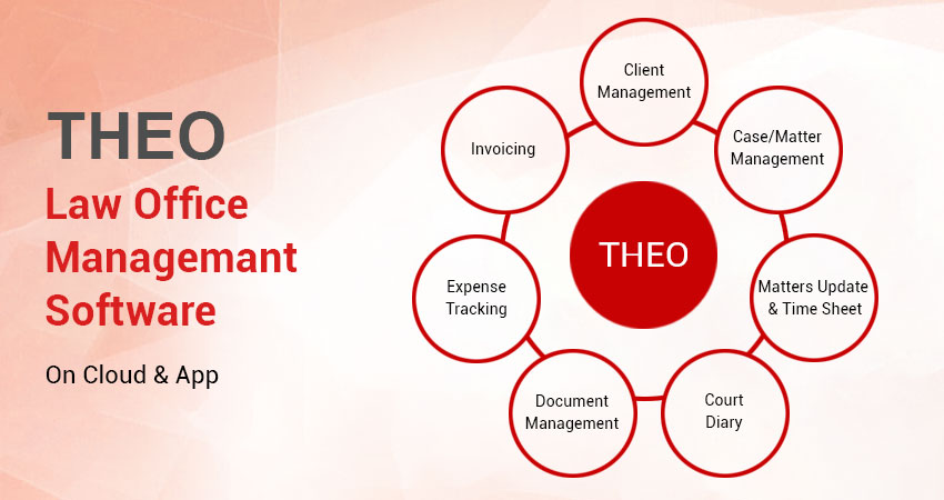 THEO - a Law Firm software