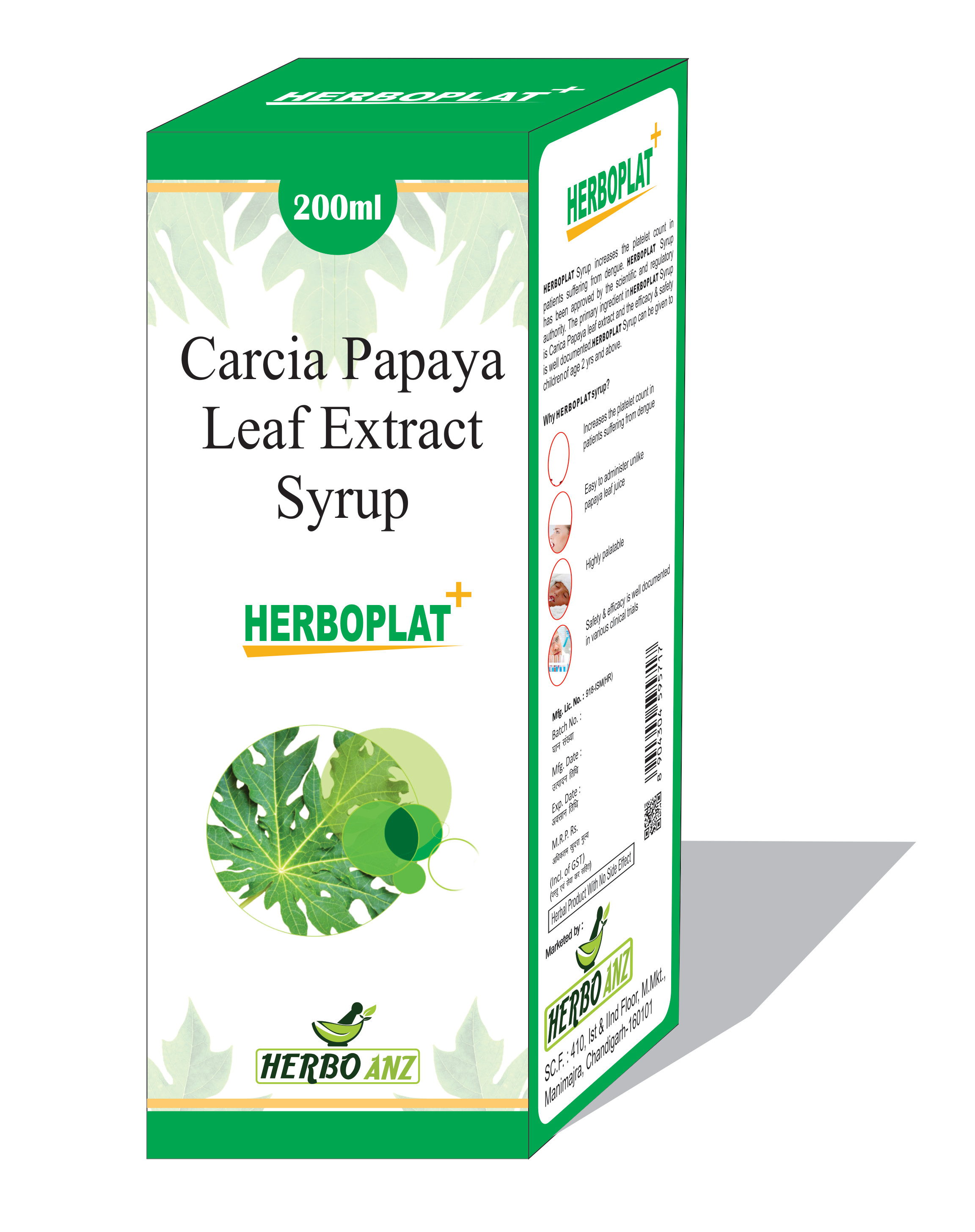 Herbal Ayurvedic Pharma FRANCHISE - MONOPOLY BASIS-15