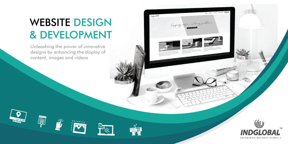 INDGLOBAL -Most Awarded Website Development Company in Bangalore