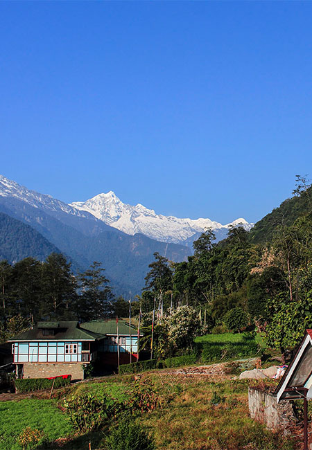1N/2D Rumtek and Gangtok Package