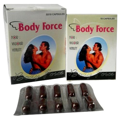 Body Force Capsules Body Force Capsules Body Force Capsules