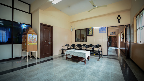 Sri Krishna Ladies Hostel in Peelamedu